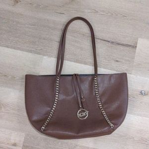 NEW ARRIVAL. Brown large purse, laptop bag